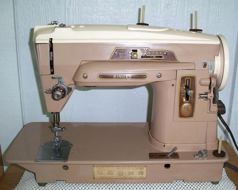 1951 Singer 403a