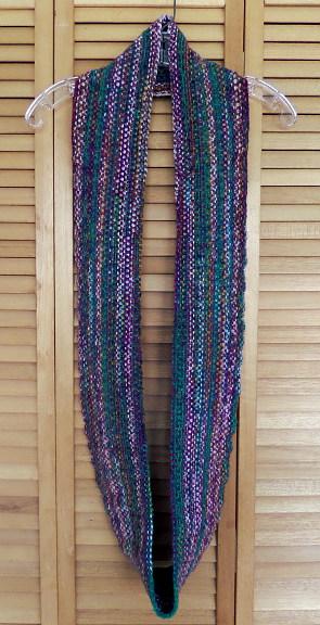 mardi gras scarf